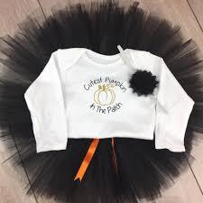 cutest pumpkin halloween tutu love unique boutique