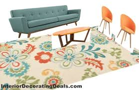 Mid Century Modern Area Rugs Top Popular Mid Century Area Rugs With Regard To Property Ideas