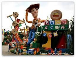 toy story land hong kong disneyland