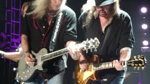 lynyrd skynyrd i know a little live at the backyard austin tx