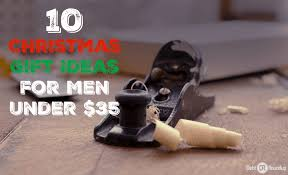 10 christmas gift ideas for men under 35 debt roundup