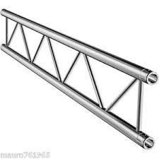 tralicci americana usati strutture tralicci americana eurotruss 30 lineare piana 100 1 0mt