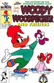 woody woodpecker friends volume comic vine