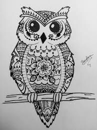 henna owl by izzie97 on deviantart