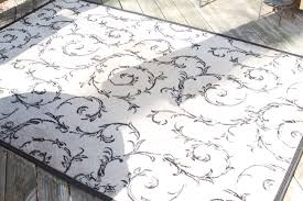 Outdoor Rugs That Can Get Wet by How To Clean Mold And Mildew From An Outdoor Rug