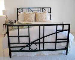 kargman custom queen bed ironcraft in az
