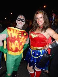 Female Robin Halloween Costume Dead Robin Haunts West Hollywood U0027s 2016 Halloween Costume Carnaval