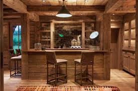distinguished rustic home bar designs for when you really need