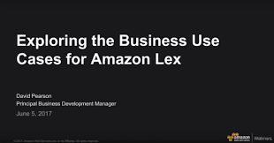 Amazon Is Hiring 5 000 Amazon Lex Getting Started