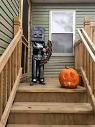 Minecraft Villager Halloween Costume Minecraft Villager Costume Holiday Halloween U0026 Thanksgiving