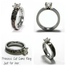 camo wedding rings for camo wedding rings for obniiis