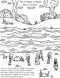 church house collection blog 10 plagues egypt coloring pages