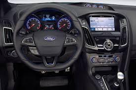 ford bronco 2015 interior 2017 ford focus sedan u0026 hatchback detailed interior features