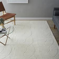Braided Throw Rugs Braided Cable Wool Rug West Elm