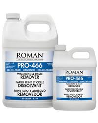 pro 466 concentrate wallpaper remover