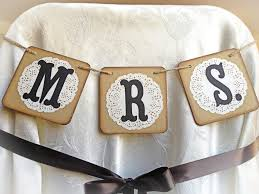Shabby Chic Banner by Mr Mrs