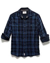 Blue And Black Flag Timmonsville Double Layer Shirt Blue Black Plaid U2013 Flag U0026 Anthem