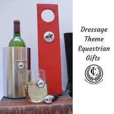wine themed gifts dressage gifts for equestrians classic legacy luxury gifts