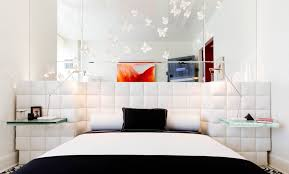 headboard with built in bedside tables welcome books back into your life with stylish reading lights