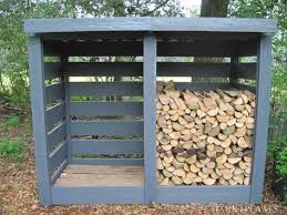 Outdoor Firewood Shed Plans by 25 Best Holzunterstand Ideas On Pinterest Holzunterstand Metall