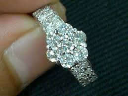 cincin emas putih jual cincin emas putih berlian eropa borneo shop80