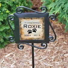 dog grave markers pet memorial headstones pet memorials gift pet grave