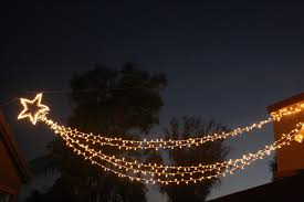 led shooting star lights bright idea shooting star christmas lights large string gemmy icicle