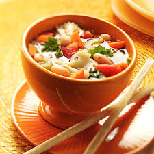 italian vegetable soup recipe taste of home