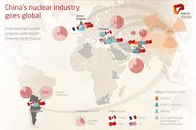 Map Of World Nuclear Power Plants by China U0027s Nuclear Industry Goes Global The Diplomat