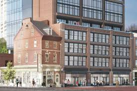 Condo Building Plans by Toll Bros Shrugs Off Call For Jewelers Row Preservation In Condo Plan