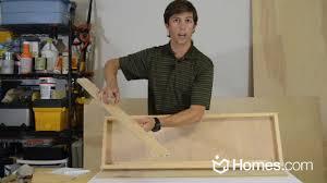 homes com diy experts floating bookshelf tutorial youtube