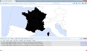 How To Draw The World Map by Interactive And Multivariate Choropleth Maps With D3 Sack