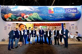 u201cchile pavilion u201d pma fresh summit 2016 u2013 fruits chile