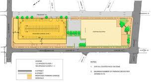 Parking Building Floor Plan Garrahy Parking Garage Greater City Providence