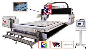 water jet table for sale fusion cnc sawjet saw waterjet machine for stone cutting