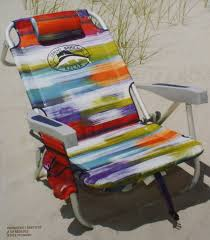Lightweight Backpack Beach Chair Amazon Com Tommy Bahama Backpack Cooler Beach Chair Orange Mix