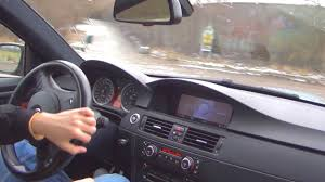 bmw inside bmw m3 e92 donuts drift s onboard inside v8 sound esp dsc off
