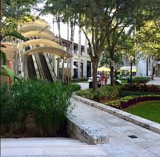 beautiful electric stairs not so good when raining miami style