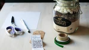cookie mix jar gifts bettycrocker