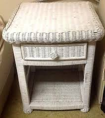 Pier One White Wicker Bedroom Furniture - pier 1 bedroom for sale classifieds throughout white wicker