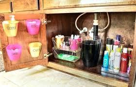 Bathroom Vanity Organizers Ideas Idea Bathroom Counter Organization Ideas And Bathroom Vanity