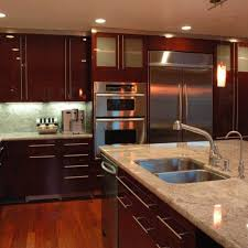 Staining Kitchen Cabinets Darker by How To Stain Kitchen Cabinets White Glass Door With Oak Cabinet