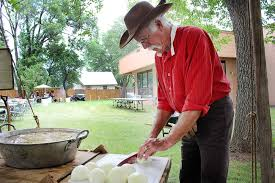 chuck wagon cook off brings sense of camaraderie