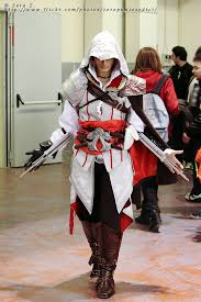 Ezio Halloween Costume Ezio Auditore Cosplay Awesome Cosplay Cosplay
