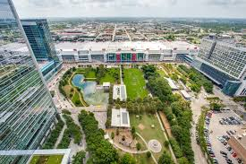 Downtown Houston Map Houston Luxury Apartments One Park Place Award Winning Luxury