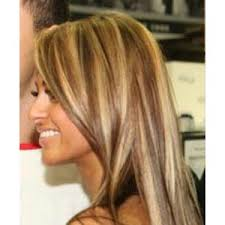 low hight hair high low lights hair color and makeover inspiration a touch of