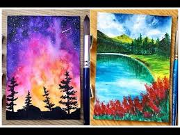 best painting amazing watercolor painting compilation december best of 2016