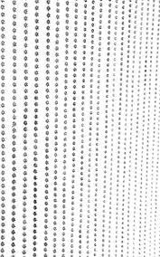 Amazon Beaded Curtains Amazon Com Shopwildthings Beaded Curtain Ball Chain Silver