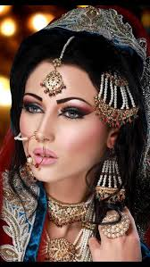 stani bridal step by arabic party wear eye plete face makeup tutorial with pictures