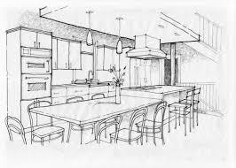interior design kitchen drawings u2013 taneatua gallery